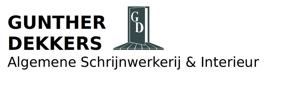 Schrijnwerkerij Gunther Dekkers
